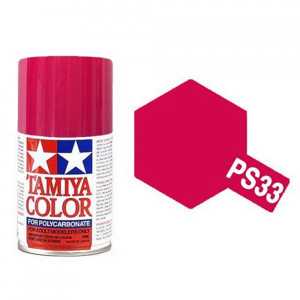 cherry-red-polycarbonate-spray-de-100ml-tamiya-ps33
